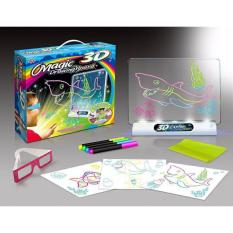Bảng vẽ phép thuật hiệu ứng 3D cho bé thỏa sức sáng tạo