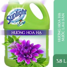 Sunlight Lau Sàn HƯƠNG HOA HẠ MỚI Can 3.8kg