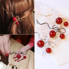 SALE 50% Kẹp tóc Cherry đáng yêu