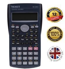 Combo 5 Máy tính khoa học Texet SC-2401 (Đen)