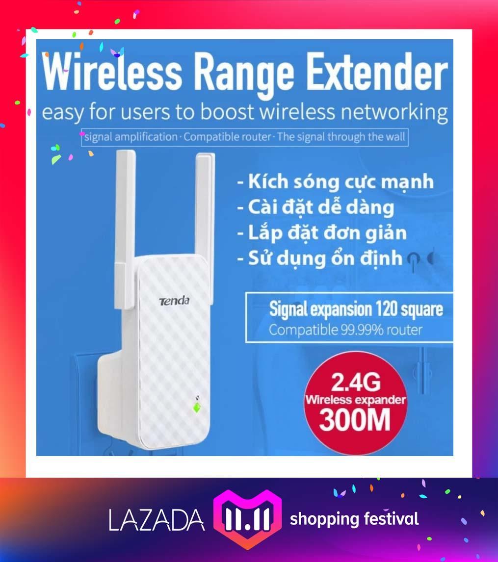 Giá Thiết Bị Thu Sóng Wifi Rồi Phát Lại, Đầu Phát Wifi Tp Link, Bộ Tiếp Nối Sóng Wi-Fi Tenda A9 Tốc Độ 300Mbps, Ưu Đãi Đặc Biệt Bộ Kích Sóng Wifi Tốt Giá Rẻ, Bảo Hành Uy Tín 1 Đổi 1 Tại Mua là Thích