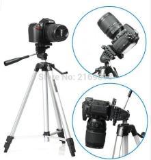 Chân máy ảnh chuyên nghiệp cỡ lớn Tripod 330A cho máy ảnh máy quay phim và điện thoại – nhôm siêu nhẹ siêu bền