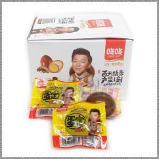 Combo 4 Trứng gà muối xì dầu Trung quốc