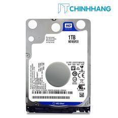 Ổ cứng gắn trong máy tính HDD WD 1Tb – SATA – NoteBook (BLUE) – HÃNG PHÂN PHỐI CHÍNH THỨC