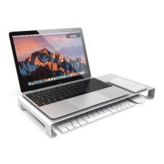 Kệ nhôm nguyên khối cho Imac, Macbook, Laptop, Màn hình máy tính