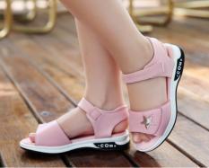 Dép sandal phong cách Hàn Quốc bé gái 4-10 tuổi