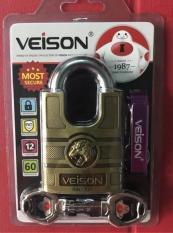 Ổ Khóa 6 phân chống cắt VEISON chống trộm