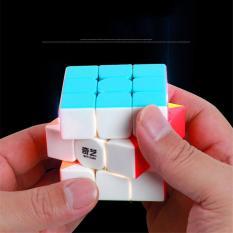 Đồ chơi Giáo Dục Rubik QiYi S Speed Cube – Rubik Phát Triển IQ (Stickerless)