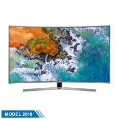Smart TV Samsung LED màn hình cong 55inch 4K Ultra HD – Model UA55NU7500KXXV (Đen) – Hãng phân phối chính thức