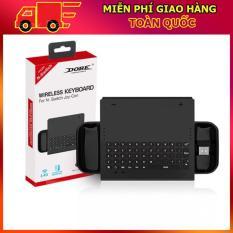 MPVC – Bàn phím không dây kiêm đế giữ điều khiển Nintendo Switch – Dobe TNS 1702