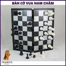 Bàn cờ vua nam châm Mini 13cm x 13cm- Thanos Store