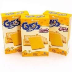 Bộ 2 Bánh Gery Cheese Crackers 300 gr (30 gói) (NCFOODVN)