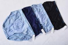 Bộ 5 quần lót nam thông hơi Xuất Nhật