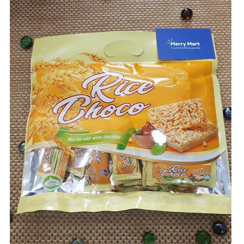 So Sánh Giá 2 bịch Bánh gạo phủ Socola Rice Choco (250g) BGRICECHOCO02