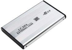 Hộp Đựng Ổ Cứng SATA USB2.0 HDD BOX 2.5 inch U2-H25 Hộp Kim Nhôm