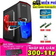 Máy tính chơi Game PC Pro intel core i5 2400 RAM 16GB HDD 500GB