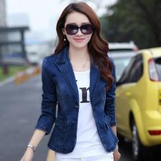 áo khoác jean nữ giả vest cao cấp siêu hot – RISHOP