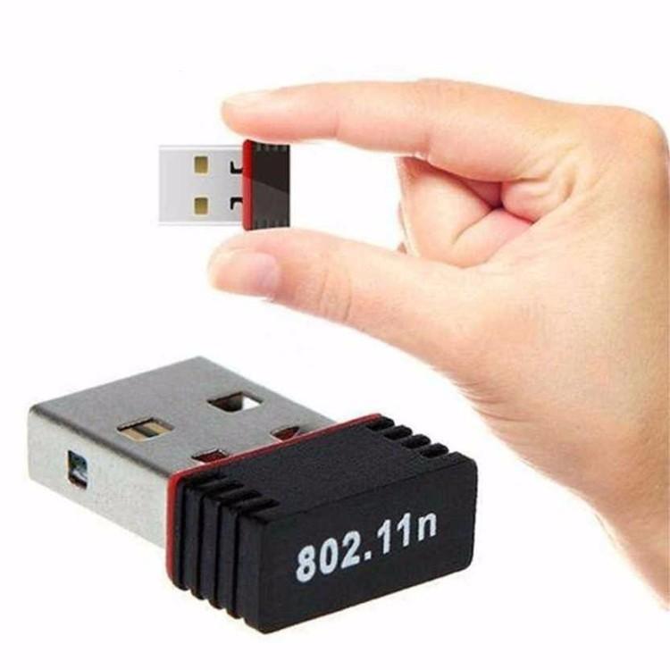 Đánh giá Bộ thu sóng Wifi Rimax nano 802.11N Tại 3H COMPUTER