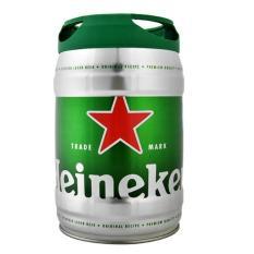 Bia Heineken Bom 5 Lít Hà Lan Nhập Khẩu