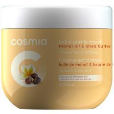 Kem ủ tóc Cosmia tinh dầu monoi & bơ hạt dầu hũ 300ml