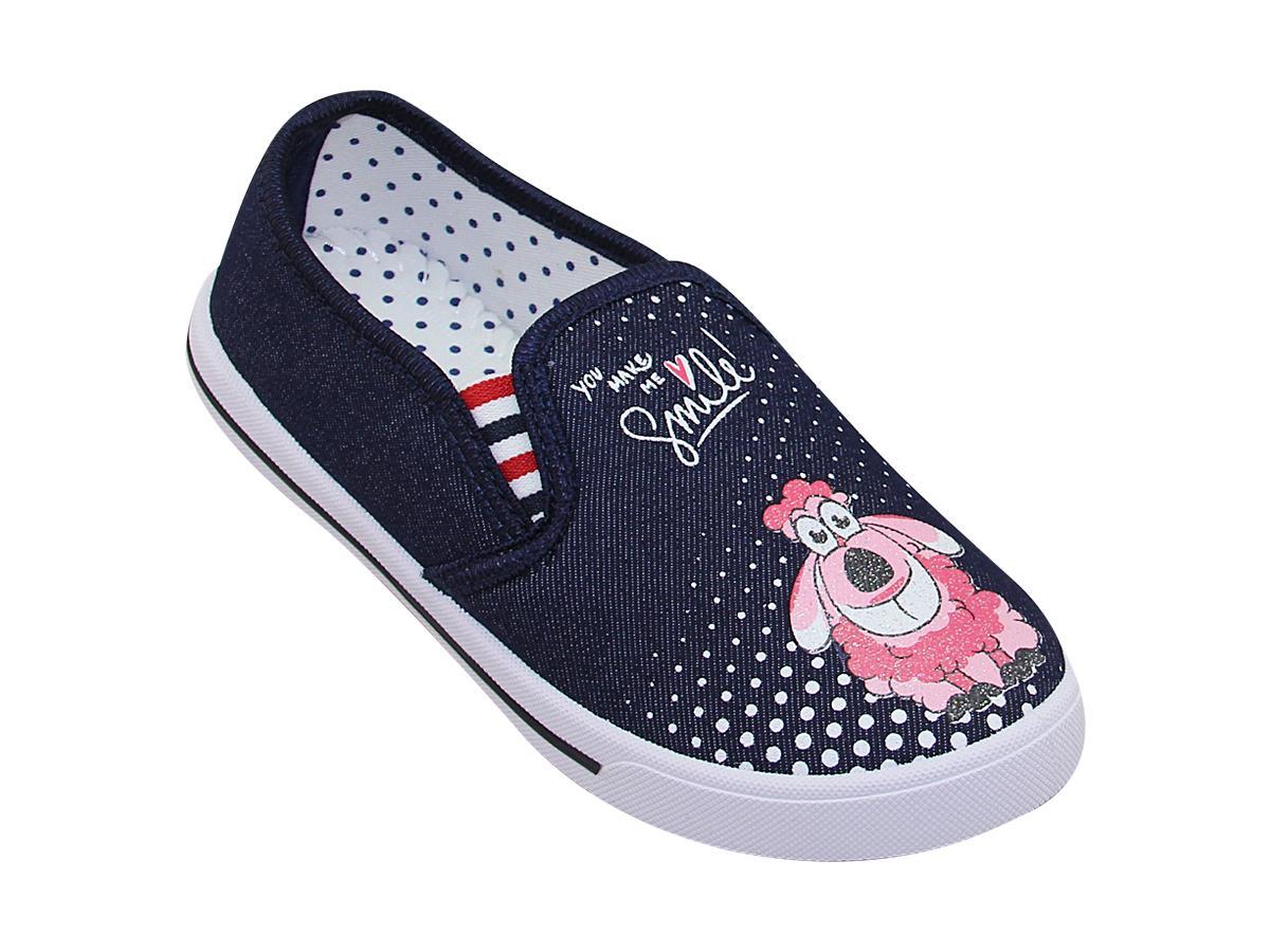 Giày lười bé gái Bitas GVBG.67