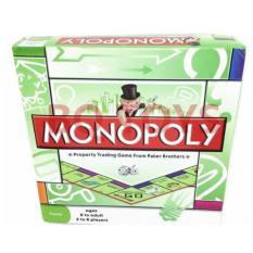Bộ cờ tỷ phú cơ bản Monopoly Game