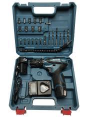 Bộ máy Khoan pin máy bắt vít pin makita pin 12V – Tặng mũi vít từ trường makita