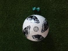 QUẢ BÓNG ĐÁ SỐ 4 MẪU WORLD CUP (TẶNG TÚI LƯỚI+ KIM BƠM+2 ĐÔI TẤT DÀI ĐÁ BÓNG)