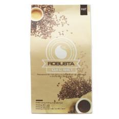 Cà phê hạt rang nguyên chất 100% Robusta – đặc biệt – Light Coffee – 500gr