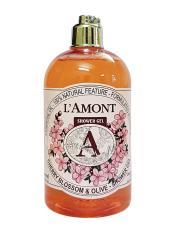 Sữa Tắm Lamont En Provence Cherry Blossom Shower Gel Hương Hoa Anh Đào Chai 500ml.
