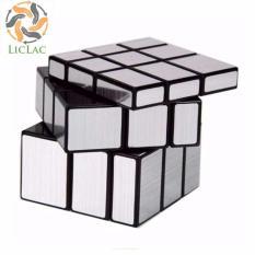 Rubik Gương Tốc Độ – Rubik Biến Thể Miror ( màu Bạc )- LICLAC