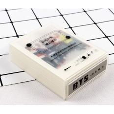 Lomo card hộp nhựa BTS, WANNAONE