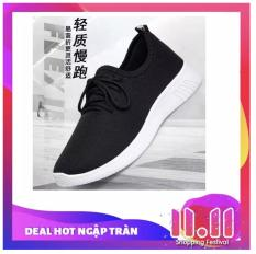 Giày sneaker nữ thể thao siêu nhẹ, êm chân (hàng sẵn, kèm hộp) size 35 đến 39-V127