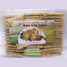 Bánh Quy Gạo Lức Mầm Ngok Linh – Vị Ngọt Tự Nhiên 300gr