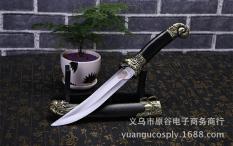 Đầu hổ lưỡi thép, sản phẩm trưng bày trang trí phong thủy đẹp, quà tặng lịch sự, sang trọng, có thể sử dung kh đi phượt, sinh tồn