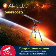 Kính thiên văn khúc xạ APOLLO 60F900EQ