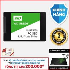 Ổ cứng SSD WD Green 120Gb Sata 3, 2.5 inch