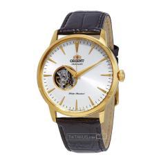 Đồng hồ nam dây da Orient Esteem Gen 2 FAG02003W0 (Gold )
