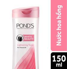Nước hoa hồng se khít lỗ chân lông Pond's White Beauty 150ml