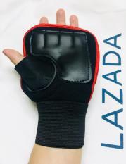 RẺ VÔ ĐỊCH 1 cặp Bao tay Găng tay tập Gym tích hợp quấn cổ tay 2in1