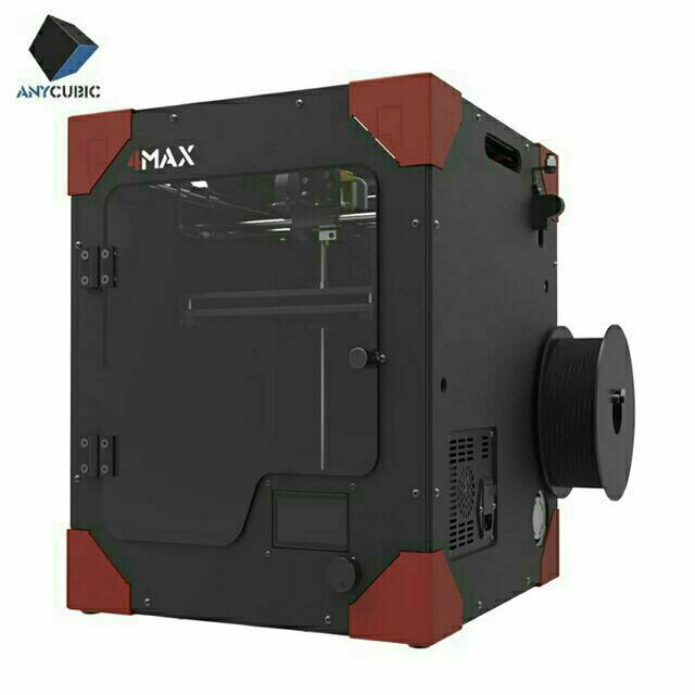 Giá Máy in 3D Anycubic Formax ( PLA, ABS, HIPS, Wood, TPU ) có video lắp đặt chi tiết Tại vanvatketnoi