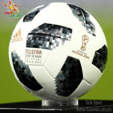 Quả bóng đá World Cup 2018 TELSTAR (Màu Trắng Đen,Đỏ)
