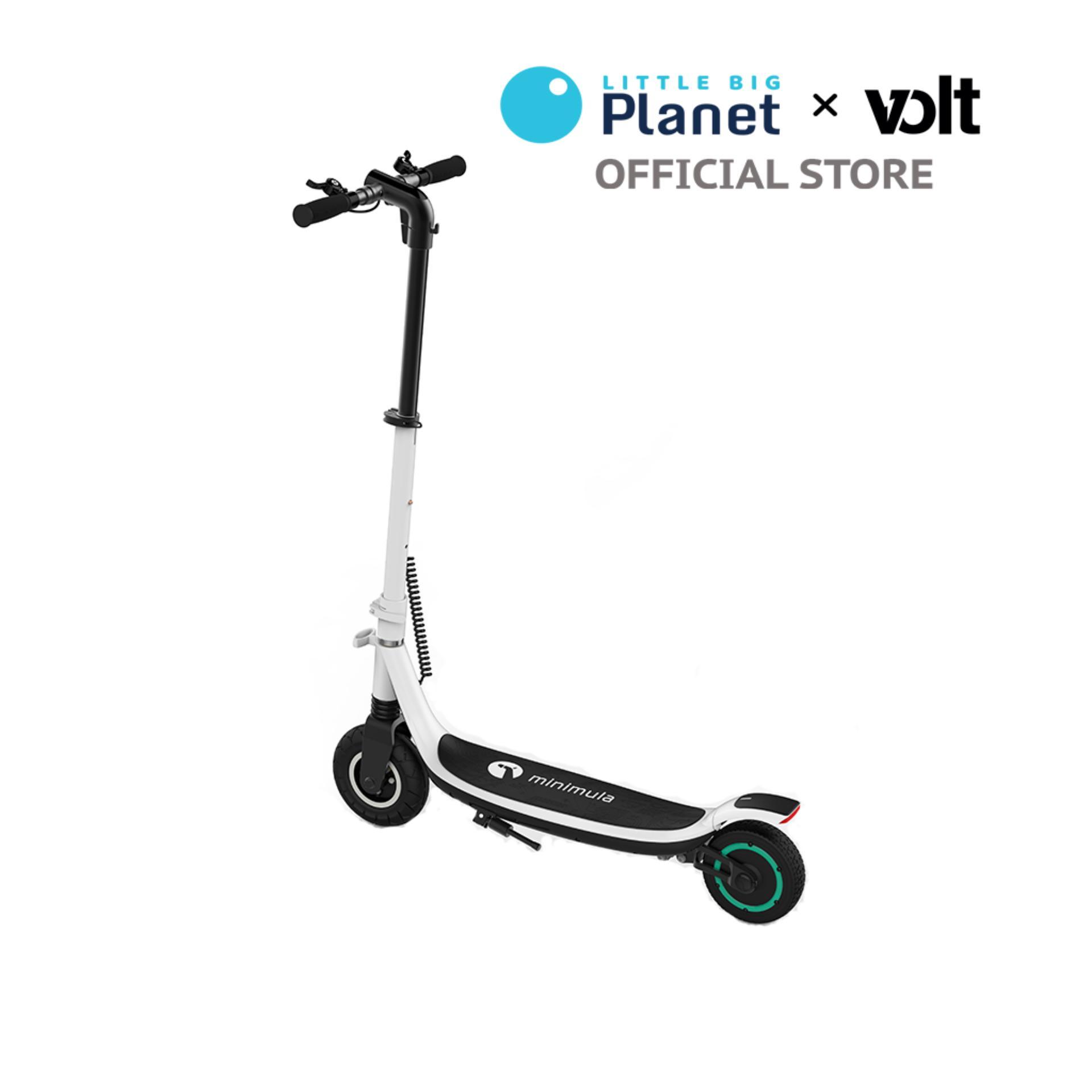 Xe scooter điện MINIMULA ECO – Hàng Công nghệ Pháp