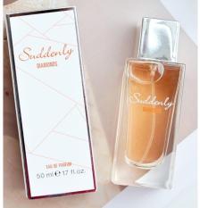 Nước Hoa Suddenly Diamond Eau De Parfum 50ml (mẫu mới)
