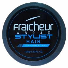 Sáp vuốt tóc siêu cứng Fraicheur Stylist Hair 100ml