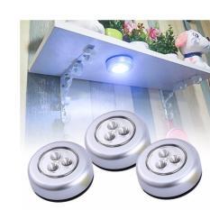Combo 3 Đèn LED dán tường siêu sáng + tặng kèm 1 thẻ tích điểm tại gian hàng
