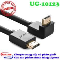 Cáp HDMI 5m vuông góc (lên) Ugreen 10123