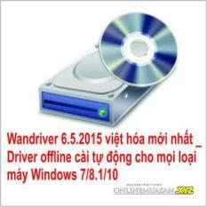 Bộ DVD Driver offline cài tự động Windows ALL 7_8_10