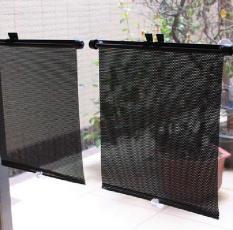 Bộ 2 rèm che nắng rút gọn thông minh 40 * 60cm