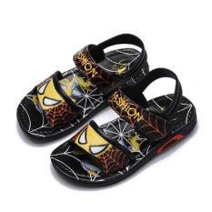Giày sandal hình nhện cho bé